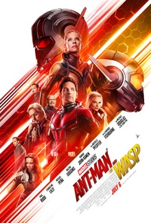 Ant-Man and the Wasp - Phim Marvel của Disney cộng với